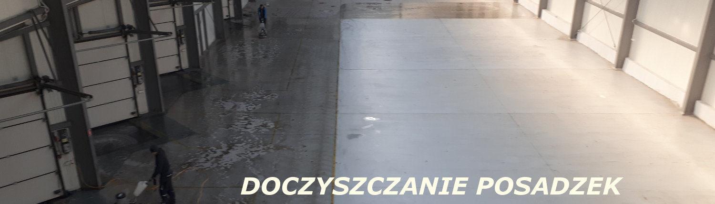 czyszczenie posadzek woj. śląskie